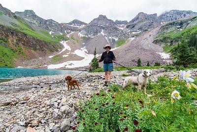 San Juan Mountains, Colorado, July 2015