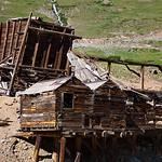 Columbus Mine Ruins, Near Animas Forks, Colorado