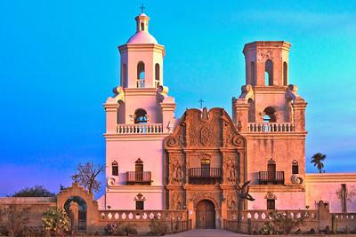 #29 San Xavier Mission, Tucson, Az