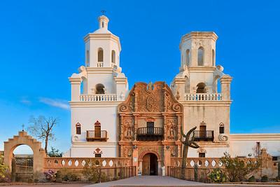 #30 San Xavier Mission, Tucson, Az