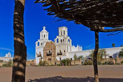 #31 San Xavier Mission, Tucson, Az