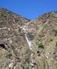 Dry waterfall, San Juan Creek crossing at Ortega Highway east of Hot Springs Canyon, 20 Aug 2006