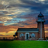 Surfers Lighthouse 7698