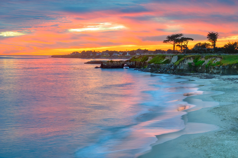 Santa-Cruz-Beach-Sunset_DSC7896