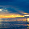 """'The Sunset""""  I loved the way the sky opened up for this sunset in Santa Cruz along the Northern California Coastline."""