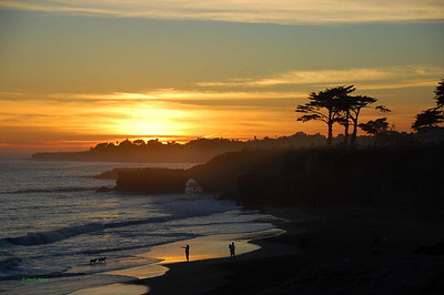 Santa Cruz West Cliff 3-11-07