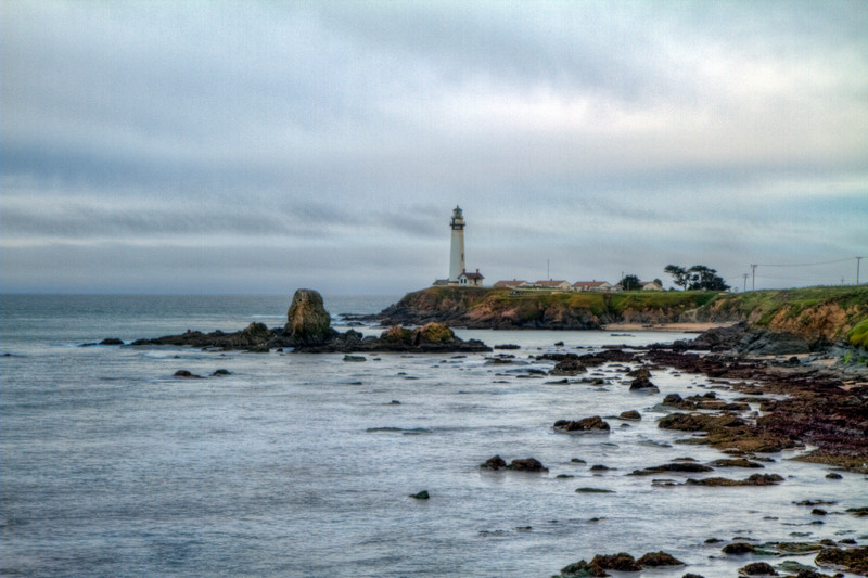 Pigeon Point Lighthouse, March 5 2011