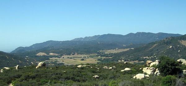 Santa Rosa Plateau, 21 Jun 2005