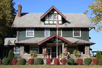 Snohomish is also known for the historic homes