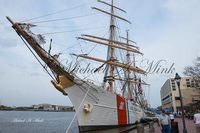 The Barque Eagle - U.S. Coast Guard