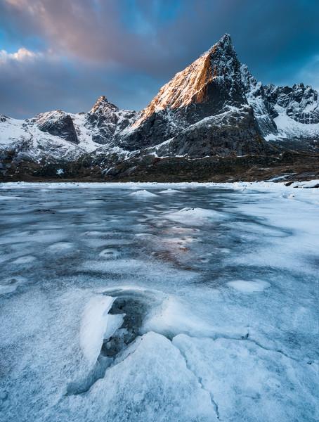 Ruptured Ice