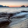 Tidal ledges, Haukland