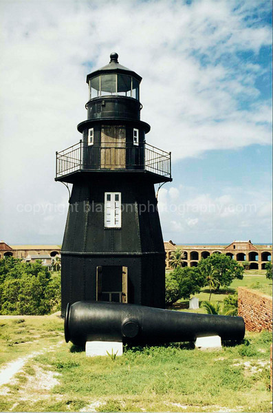 Atop Fort Jefferson