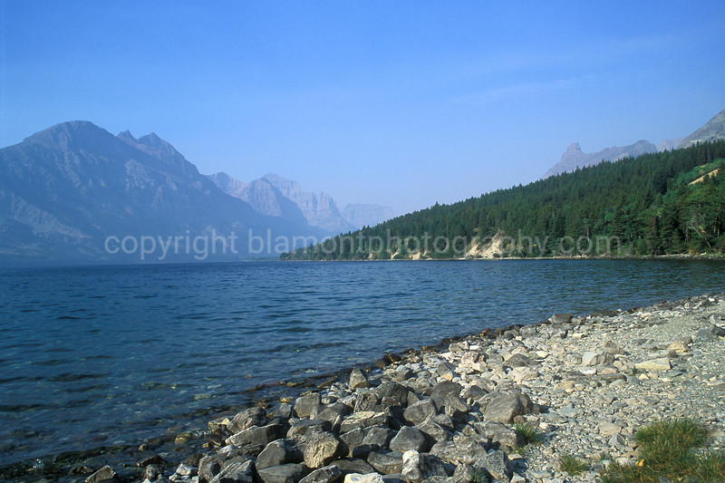 St. Marys Lake, Glacier Nat. Prk. Inspired by Dave Marx...him youz got to goggle