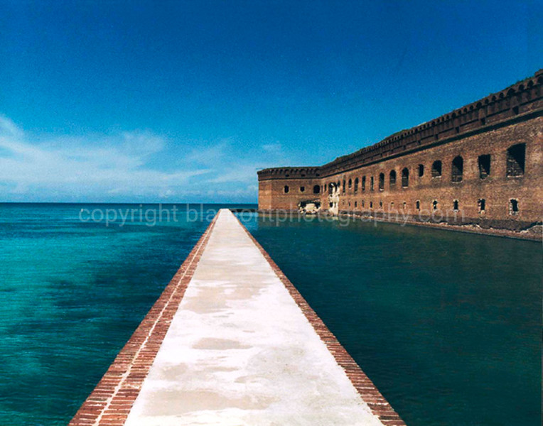 The Prisoner... Fort Jefferson, Dry Tortugas National Park.