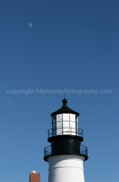 Porland Headlight, Me.