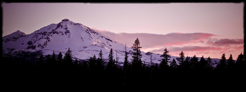 South Sister Mountain - Sisters,OR
