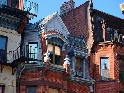 Boston Roofs