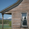 A porch with a view in Kittitas County, in the state of Washington.