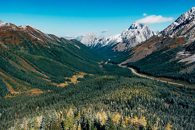 Grizzly col hike