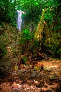 HDR Waterfall