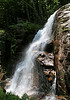 Waterfall at The Flume: White Mountains, New Hampshire