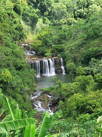 Rainbow Falls | Kauai Island, Kauai