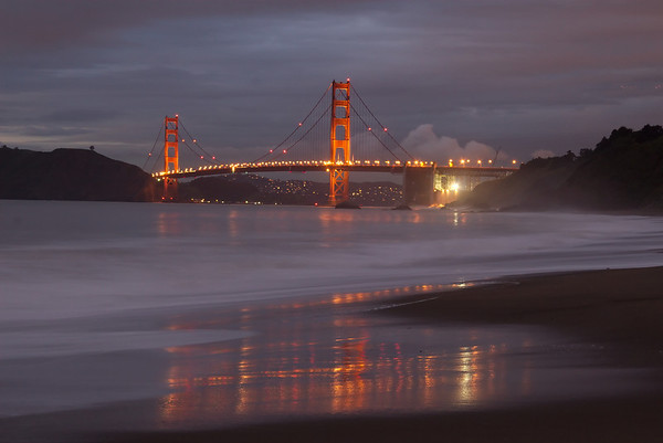 Scenes around San Francisco