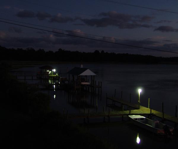 Private Piers- Rescue, VA<br /> Evening<br /> 06 September 2005