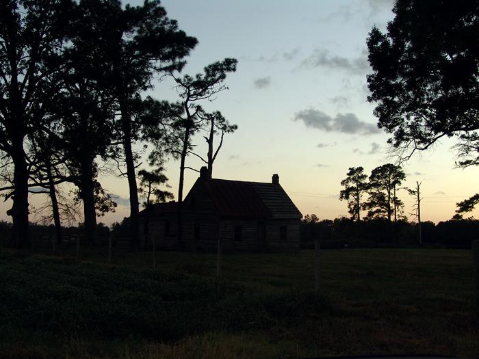 Twilight on Central Hill<br /> Central Hill, VA<br /> 05 September 2005