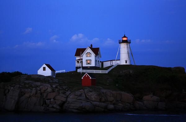Scenes of Maine