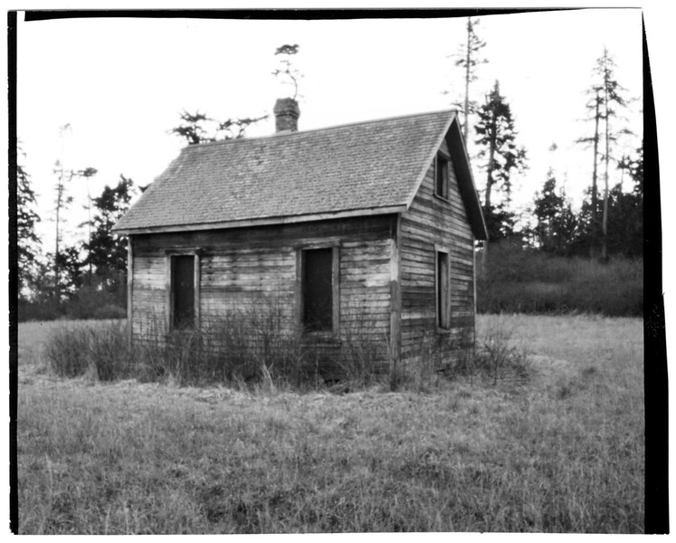 Engel Farm Sheepherder's Cabin  II