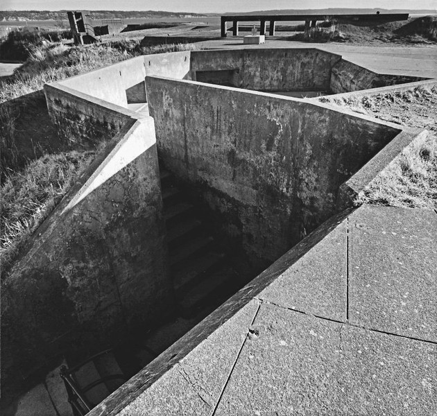 Fort Casey, The Maze