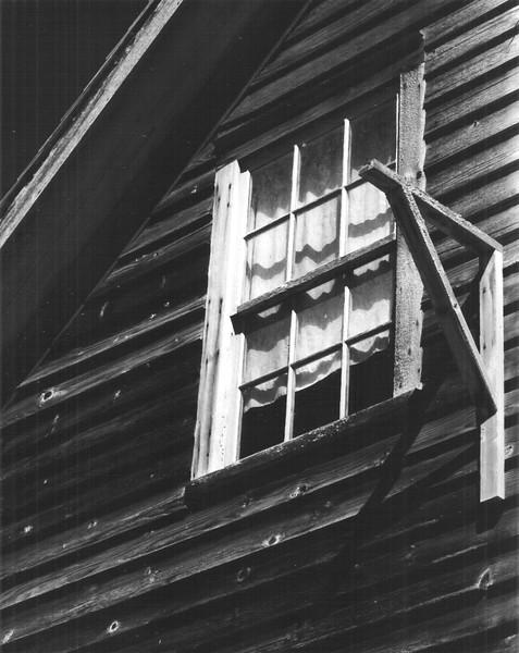 Ferry House Window