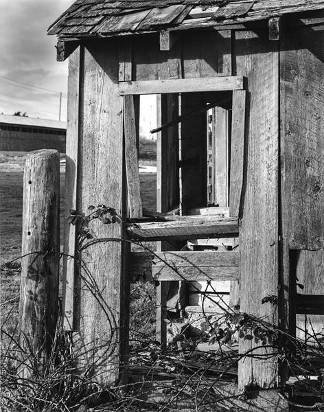 Reubel Farmstead, Stock barn