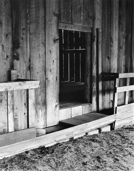 Pratt's Sheep Barn