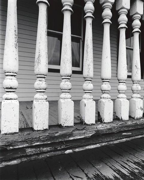 The Colonel's Porch