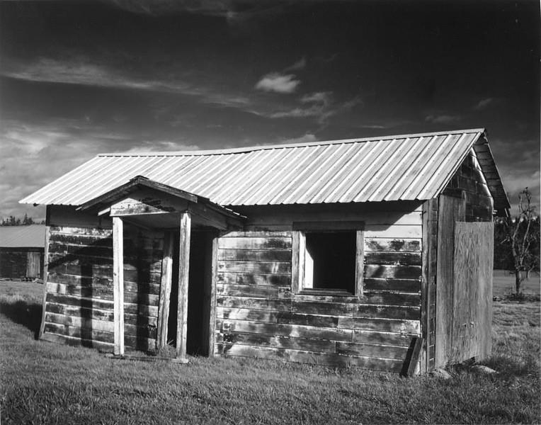 Old Bunkhouse at Reubel Farmstead