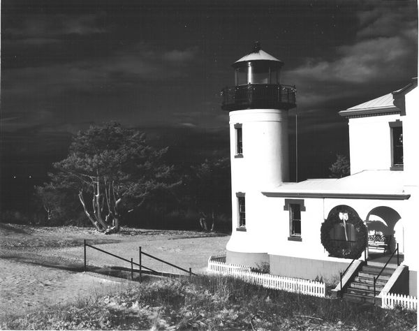 Admiralty Head Lighthouse