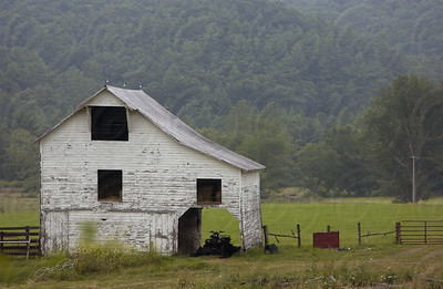 Old Barn in Virginia