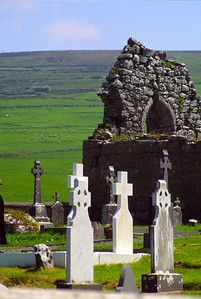 Cemetery in Ireland that's outlasted the church