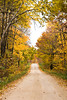 Fall Color, Rustic Road #21, Sauk County, Wisconsin
