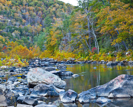 Goshen Pass Virginia