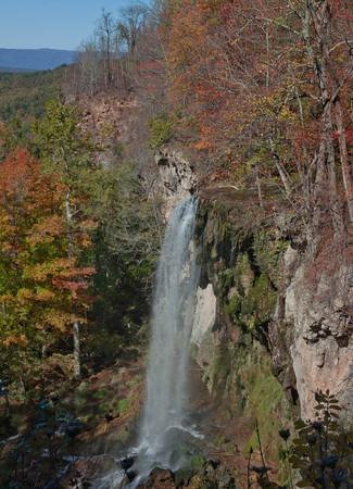 Falling Springs Virginia in Fall 1