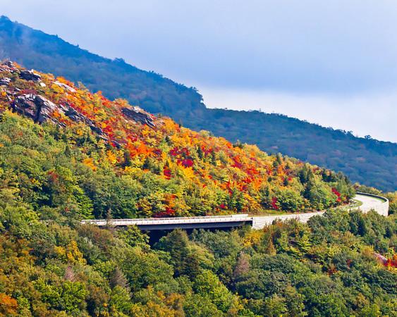 Grandfather Mountain NC Viaduct
