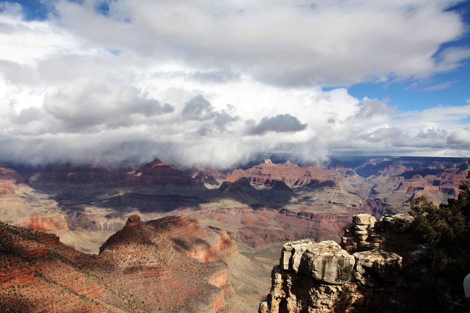 South Rim, Grand Canyon, Arizona 2014.