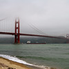 Golden Gate Bridge, San Francisco, California 2009.