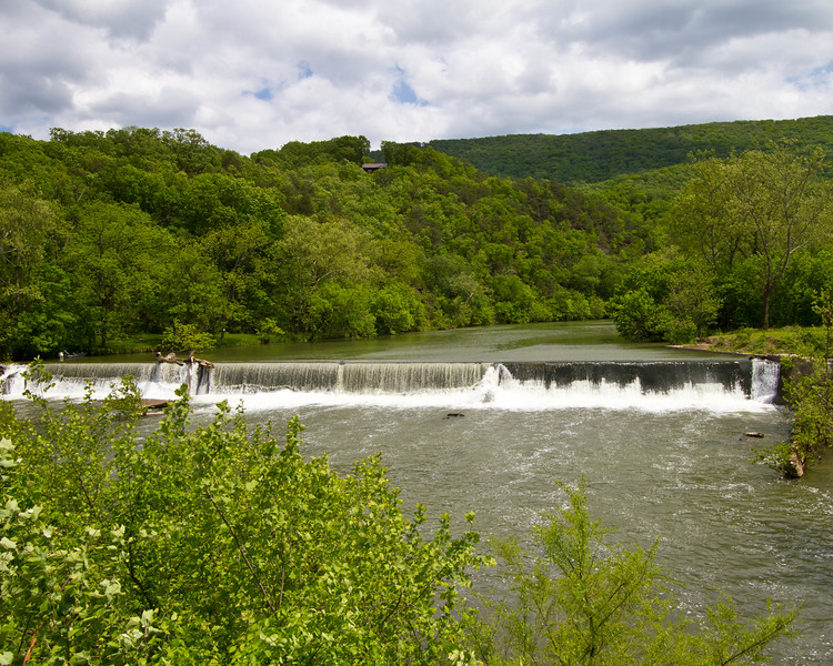 Burnshire Dam -2-1