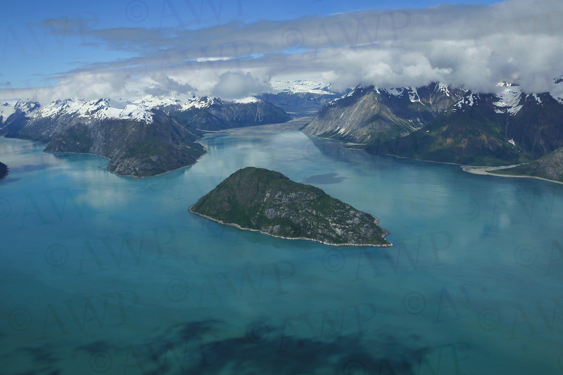 Glacier Bay Blue