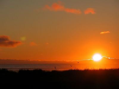 Seaside, Oregon sunset